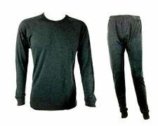 2pc Mens Merino Wool Top Pants Thermal Leggings Long Johns Base Layer Underwear