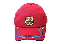 FC Barcelona Authentic Official Licensed Soccer Cap, FCB One Size -010 [Sport]