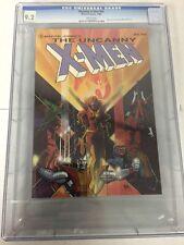 The Uncanny X-men Tpb Dark Phoenix Saga 1st Print Cgc 9.2 1 Of A Kind Only