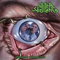 Ultra-Violence - Operation Misdirection (NEW CD)
