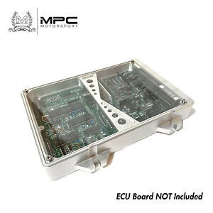 MPC OBD1 BILLET ECU CASE | S300 PREPPED | VTEC B16a B18c P28 P72 P75 [Silver]
