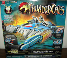 THUNDERCATS Collection_THUNDERTANK with Lights & Sounds + Exclusive SNARF figure