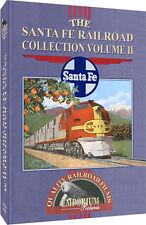 Santa Fe Railroad Film Collection Vol II On DVD W/FREE SHIPPING!