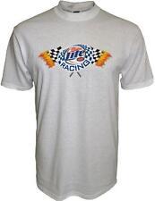 New listing Miller Lite Racing Flags Mens T-Shirt Xl 46 48 New