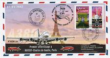 "A380-48T2 FFC ""Airbus A380 - 1er Atterrissage Aéroport Roissy de Gaulle"" 2007"
