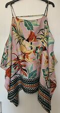 River Island Plus Batwing Top Size 18