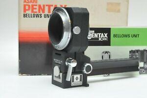 Pentax K mount  BELLOW Unit K New Old stock.