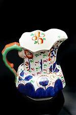 More details for alltertons gaudy welsh snake handled jug