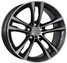 19 inch x8 + 19x9 ACHILLE RUNFLAT SET Wheels BMW GT3 -M POWER OEM COMPAT (ITALY)