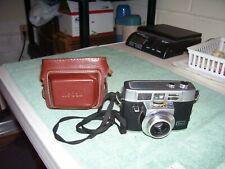Vintage Kodak Automatic 35 Camera w/ Synchro 80 Shutter Ektanar 44mm Lens & Case