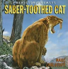 Saber-Toothed Cat (Prehistoric Beasts)-ExLibrary