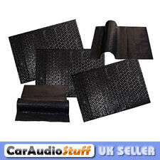 Skinz Pro 2mm Black Sound Deadening 3.9sq.m Bulk 20 Sheet Pack Flexible Adhesive