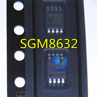 5pcs SGM8632XMS SGM8632 MSOP8 operational amplifier new