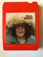 Paul Simon Self Titled 8 Track Tape Cartridge  Tested C
