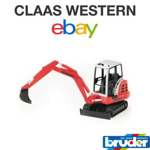 Bruder Schaeff HR16 Mini excavator 02432