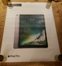LARGE MAGNETIC APPLE IPAD PRO POSTER L 31 3/4IN X H 41IN