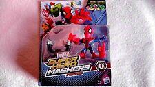 Hasbro Marvel Super Hero Mashers Micro Figur Spider-Man Spiderman B6691
