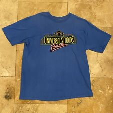 Vintage Universal Studios T-Shirt 80s Size XL Single Stitch Puffy Print Hanes