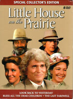 Little House on the Prairie Movies 5 DVD Special Collector's Edition - New