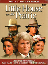 Little House on the Prairie Movies - Special Collector's Edition - 5 DVDs - New