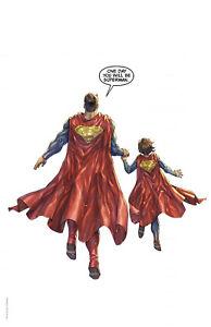 SUPERMAN: SON OF KAL-EL #1 (ALAN QUAH EXCLUSIVE VIRGIN VARIANT) COMIC BOOK ~ DC