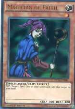 YUGIOH CARD - MAGICIAN OF FAITH -  DUELIST SAGA   DUSA-EN044