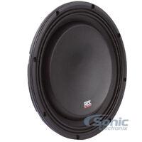 "MTX 3510-04S 600W 10"" 35 SERIES 4-Ohm Shallow Mount Car Audio Subwoofer/Sub"