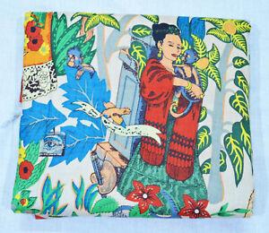 Indien Coton Course Loisirs Créatifs Couture Tissu Desseré 2.7m Écran Imprimé