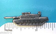 M1 - A1  Abrams   tank   - hat pin , lapel pin , hatpin , tie tac GIFT BOXED cb