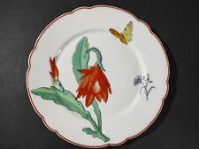 Assiette en porcelaine E.GALLEE