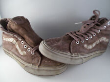 e331a15dd5 VANS SK8-Hi Reissue + Overwash Paisley Teak Shoes Men s Size 5 New In Box