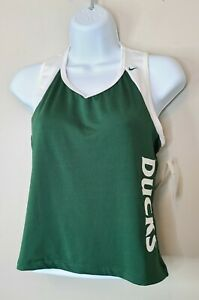 Nike Women's Oregon Ducks Cheerleading Tank Top, Size medium, NWT