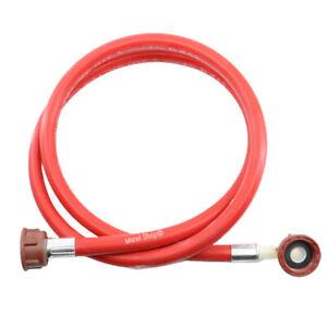 Tubo carico acqua calda fredda per lavatrice/lavastoviglie 20-60 bar max-90° max
