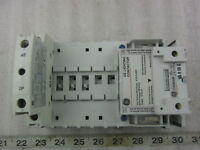 New General Electric CR460B CR46311AUA 2 pole 1NO 1 NC 480 V Lighting Contactor