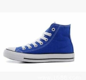 Womens Mens Authentic Classic Athletic Sneakers Low High Top Canvas Casual Shoes