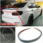 Replacement Car Spoiler 1.2m Rear Wing Tail Trunk Roof Accessory Parts