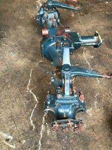 Front axle / diff / hubs/ swivels X Kubota B7200HST-D tractor / D950 £400+VAT
