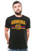 Armenia T-shirt Armenian Heritage Independence Day Mens Tee Shirt Հայաստա Tee