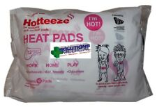 Hotteeze Stick on Heat Pads 10 Pack Lasts 12 Hours