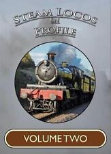 Steam Locos in Profile Volume 2 - Manors and Halls, 28xx, Vale of Rheidol - DVD