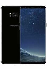 SAMSUNG GALAXY S8  NERO 64GB GRADO A/B RICONDIZIONATO G950F RIGENERATO