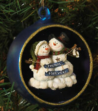 Boyds Bears~FRIENDS FOREVER ORNAMENT~FREE SHIP!!!!