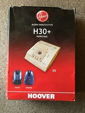 hoover H30+ bags (x5)