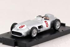 Mercedes W196 GP Holland 1955 #8 Fangio 1:43 Brumm Modellauto R072