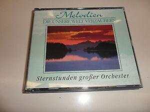 CD  Melodien die unsere Welt verzaubern Sternstunden großer Orchester