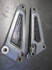 1982 - 1986 Honda CB450 SC Nighthawk Footpeg Foot Peg Mounts Mount Left Right