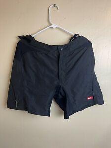 Louis Garneau Womens Santa Cruz Shorts XL Black with liner/chamois