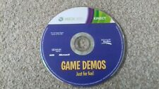 Xbox 360 Kinect Spiel Game Demos Just for Fun (Disc Only)