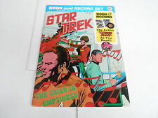 1970s Star Trek Book - Record - Crier In Emptiness - Excellent Shape