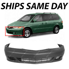 NEW Primered - Front Bumper Cover Replacement for 1999-2004 Honda Odyssey Van
